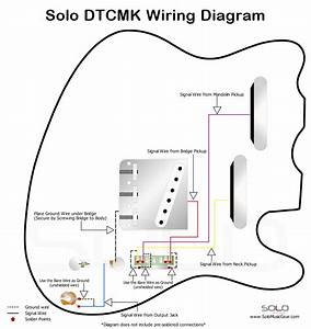 Double Neck Wiring Diagram