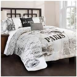 view living colors size 5 eiffel tower reversible comforter set deals at big lots