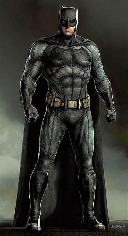 Batman Deviantart Concept Justice League Dc Comics