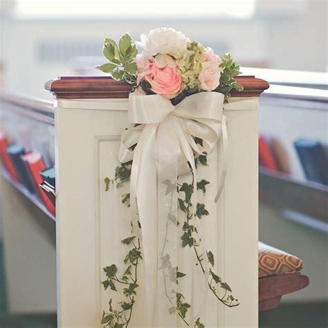 25 best ideas about church ceremony decor church wedding decorations wedding