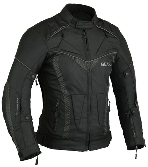 gear motorcycle jacket aircon motorbike motorcycle jacket waterproof with armours