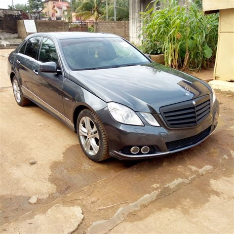 Be sure your budget price is within the realistic market price. Clean Toks Mercedes Benz E350 4matic(blue Efficiency)2010 Model - Autos - Nigeria