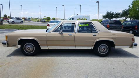 how petrol cars work 1993 ford ltd crown victoria electronic valve timing 1987 ford ltd crown victoria lx sedan 4 door 5 0l for sale photos technical specifications