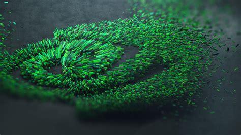 Wallpaper Nvidia Logo, Nvidia Shield K1, Stock, Hd