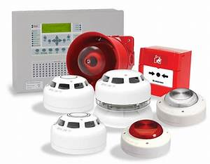 Fire Detection  U0026 Alarm Systems