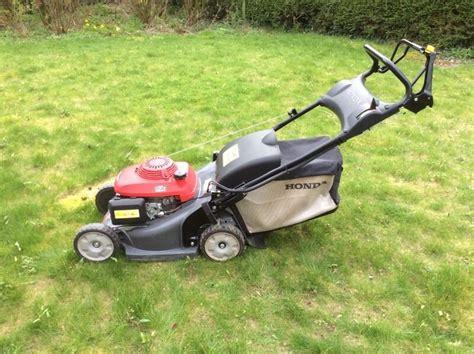 honda hrx 426 honda hrx 426 18 inch petrol lawnmower in salisbury