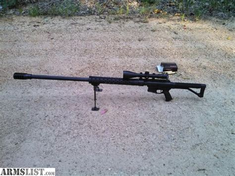 armslist for sale 50 bmg rifle for sale