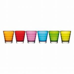 Leonardo Glaeser Set : cocktail gl ser leonardo wave kleine gl ser set bunte ~ Whattoseeinmadrid.com Haus und Dekorationen