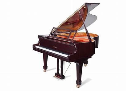 Dynamic Ii Piano Grand Feurich Bordeaux Polished