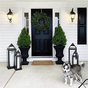 30, Gorgeous, And, Inviting, Farmhouse, Style, Porch, Decorating, Ideas