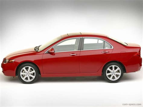 2005 acura tsx sedan specifications pictures prices