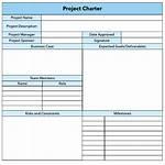 Charter Project Write Template Lucidchart Plan Management
