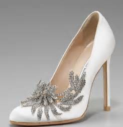 wedding shoe get the look 39 s quot breaking quot bridal shoes it 39 s all about the shoes