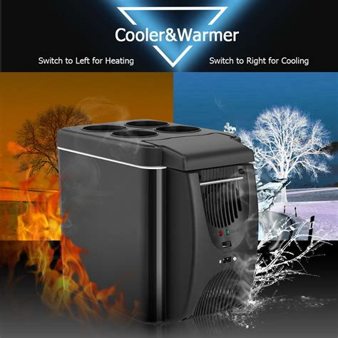 Car Portable by New 6l Portable Car Refrigerator Fridge Cooler Warmer