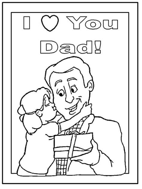 Happy Birthday Papa Printable Coloring Pages