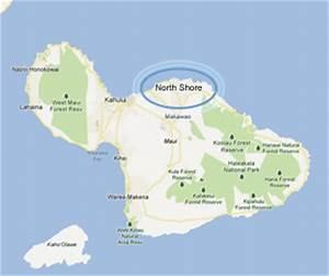 General Geographic Area: North Shore Maui