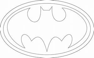 batman logo stencil clipartsco With batman logo cake template
