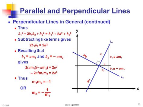 Equation Of Lines Perpendicular Tessshebaylo