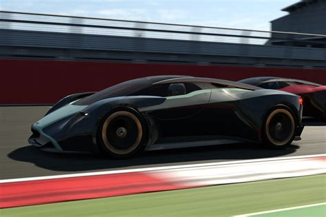 aston martin hypercar aston martin hypercar to be the quot quickest ever track car