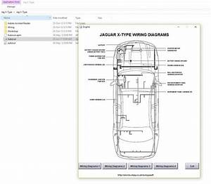 Jaguar Workshop Manual Wiring Diagram Dvd