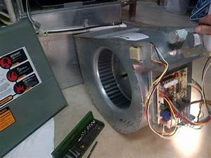 Cleaning Furnace Blower Wheel