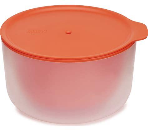 cuisine orange buy joseph joseph m cuisine 2 litre cool touch microwave