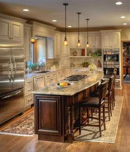 best 25 cream colored cabinets ideas on pinterest cream With kitchen colors with white cabinets with salvador dali wall art