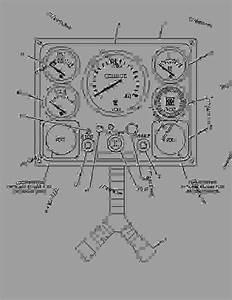 7e4186 Panel Group-instrument - Engine