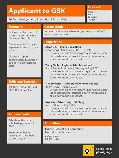 new layout of resume revolutionizing the resume the design