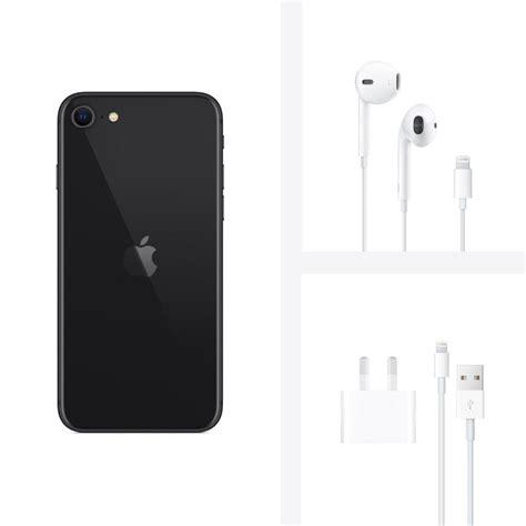 apple iphone se gb black jb fi