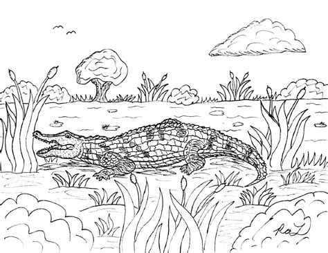 robins great coloring pages  rex vision  dark scales   crocodile  alligator