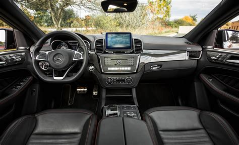 Gle 450 Amg Interior by 2016 Mercedes Gle450 Amg Coupe Interior Front