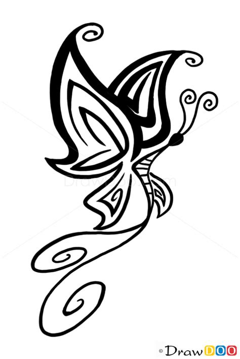 how to draw designs how to draw butterfly designs