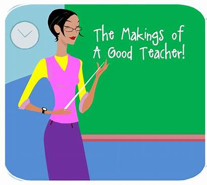 Teacher Clip Makes Personality Makings Clipart Qualities
