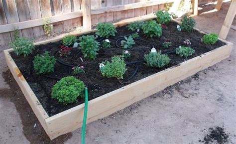 easy raised bed garden 12 easy cheap diy raised garden beds ideas