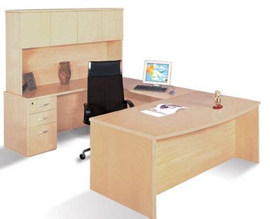 light wood office desk u shaped desks minneapolis milwaukee podany 39 s
