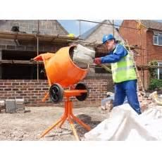 Jak namíchat suchý beton