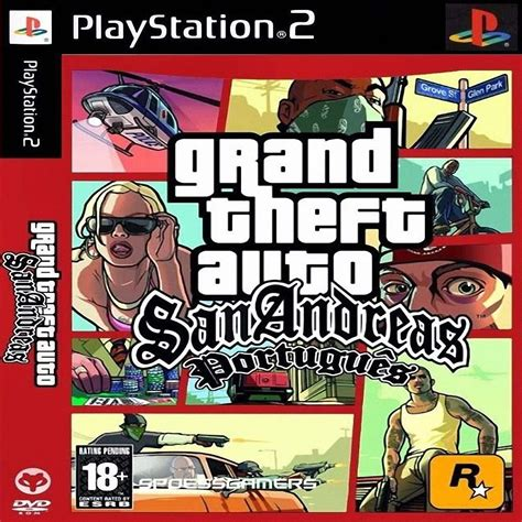 San andreas on your devices windows pc , mac ,ios and android! Iso Rom Free: Baixar GTA San Andreas PS2 ISO Legendado PT ...