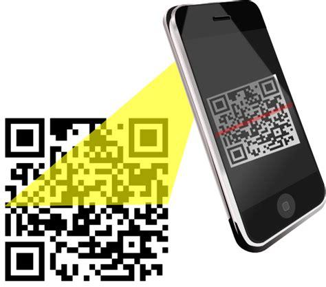 Mobile Scan Barcode Clip Art At Clkercom  Vector Clip