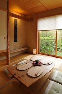 10, Elegant, Japanese, Dining, Table, Ideas