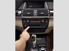 Interior del nuevo BMW X5