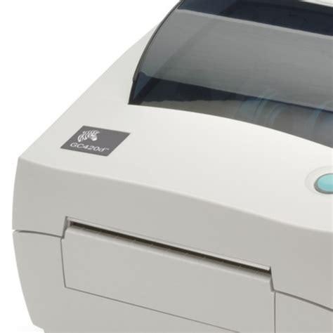 zebra gc420 203 dpi imprimante bureau myzebra