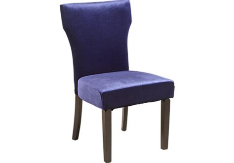 cassine plum purple dining chair