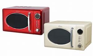 Mikrowelle Rot Retro : bis zu 43 rabatt salco retro mikrowelle groupon ~ Eleganceandgraceweddings.com Haus und Dekorationen