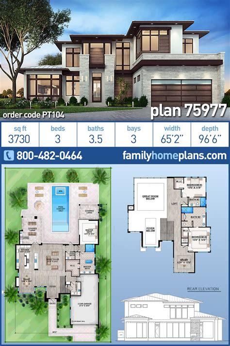 modern house floor plans 2021