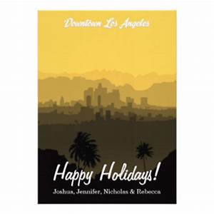 los angeles california invitations announcements zazzle With wedding invitations downtown los angeles