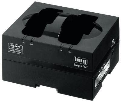 Lade A Led On Line by Img Stage Line Ats 16ps Ladestation Sound Systems