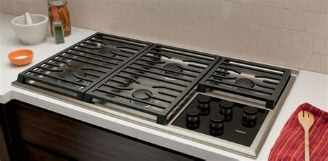 wolf cgts  transitional gas cooktop