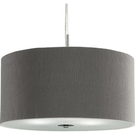 grey drum shade searchlight lighting 3 light small ceiling pendant with 1488