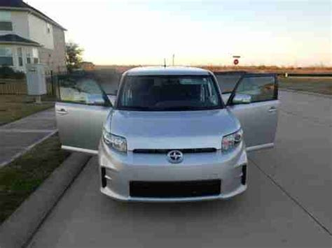 free online auto service manuals 2012 scion xb user handbook purchase used 2012 scion xb 5k miles manual transmission spoiler bluetooth free shipping in